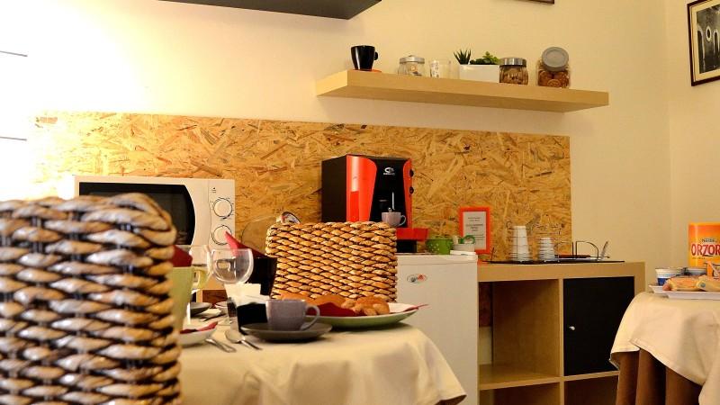Sala Colazione - Nonna Maria Bed and Breakfast Taranto
